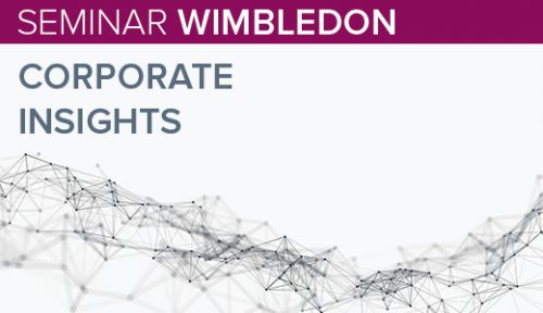 CI Seminar - Wimbledon