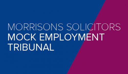 Morrisons - Employment Tribunal