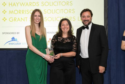 Wills and Probate awards