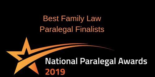National Paralegal Awards logo