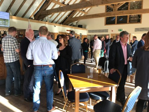 April Networking Redhill Reigate