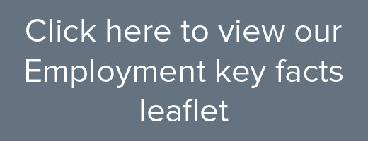 Employment key facts