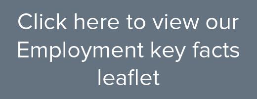 Employment key facts
